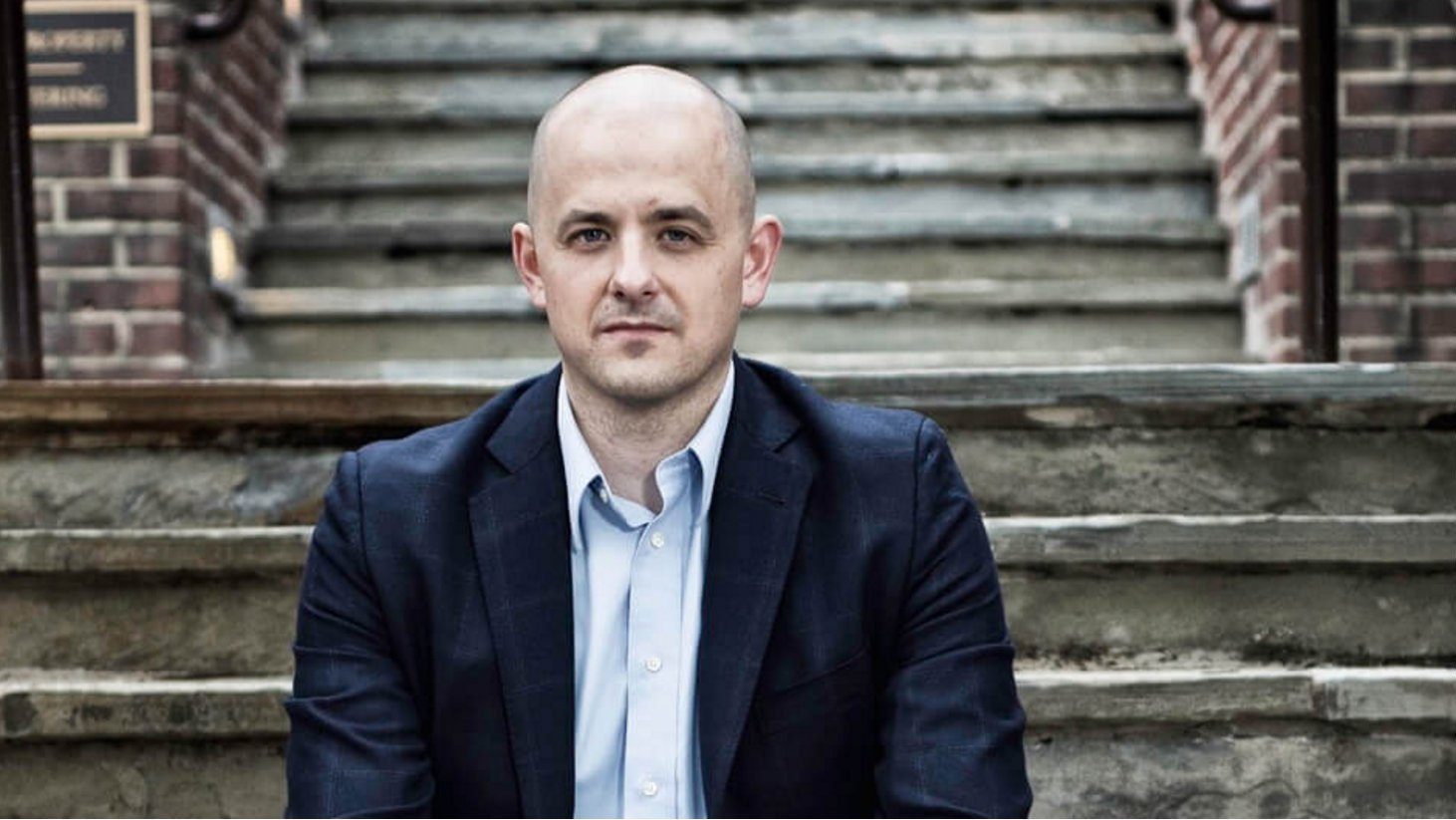 Evan McMullin's Presidential Run Could Potentially Blow Up ...